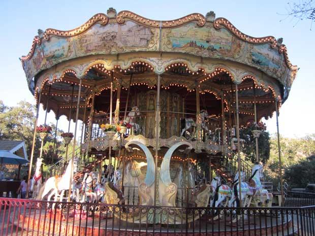 Beston 24 seats carousel rides