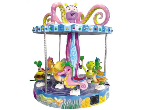 Small Carousel Ride For Kids