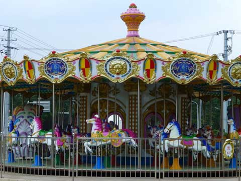 36 seat carousel