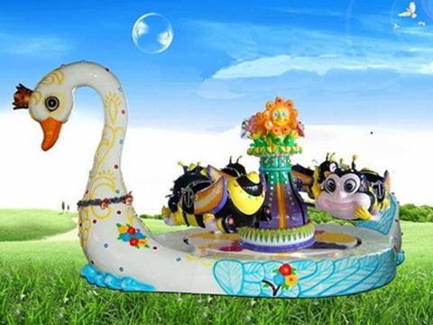 Amusement park carousel bee rides for sale