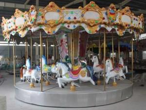 16 seat new carousel