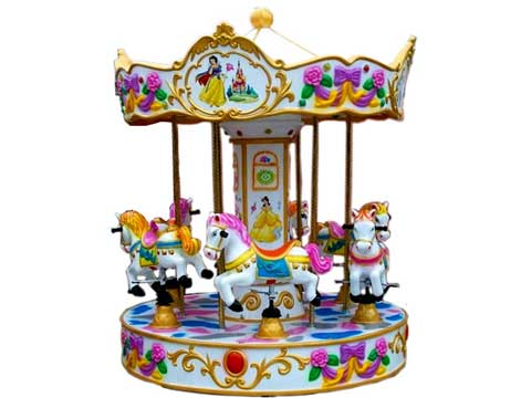 Carousel Mini With Snow White
