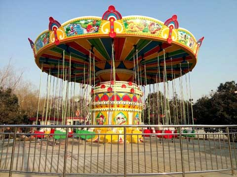 32 Seats Carousel Swing
