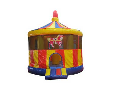 Carousel inflatables