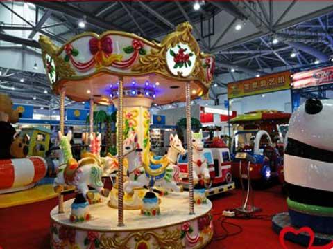 Miniature Carousel Rides