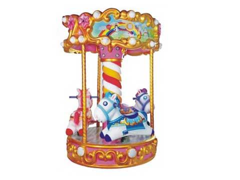 Mini carousel for sale
