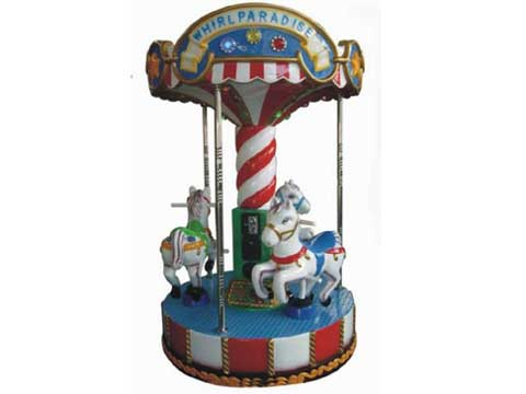 Miniature Christmas Carousel Rides From Beston