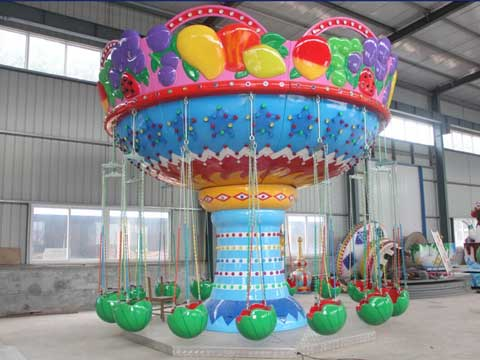 Watermelon Seat Swing Carousel