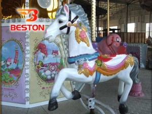 Vintage carousel horse from Beston