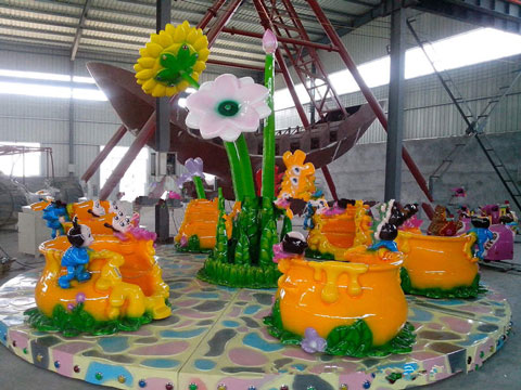 Beston Flower Cup Ride