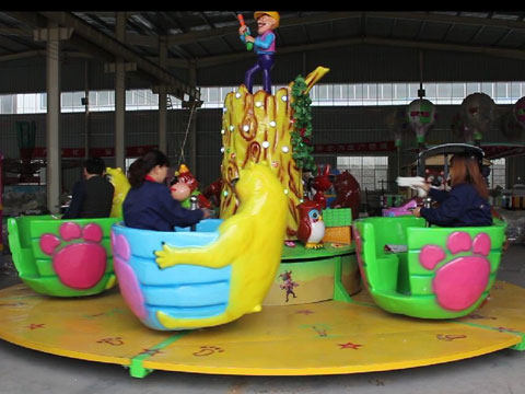 Beston Tea Cups Ride For Amusement