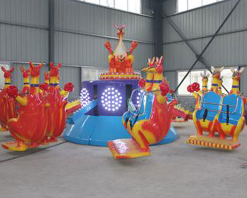 Amusement Kangaroo Hopper Ride For Sale
