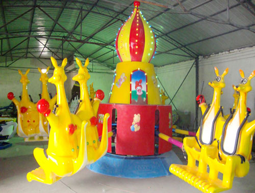 Beston quality amusement kangaroo jump ride for sale