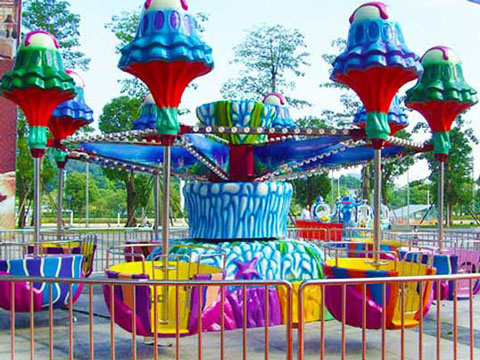 Fairground Jellyfish Ride For Sale