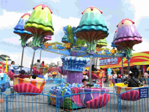 Beston Jellyfish Ride In The Funfairs