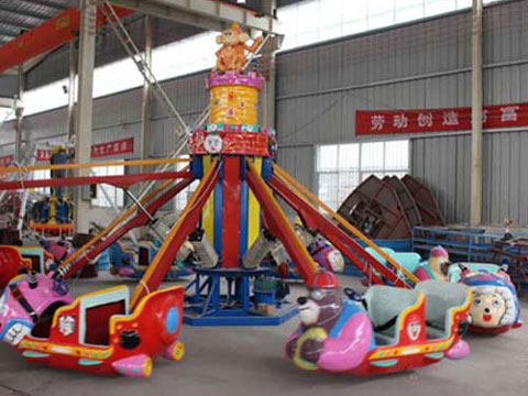Kiddie Techno Jump Ride For Sale