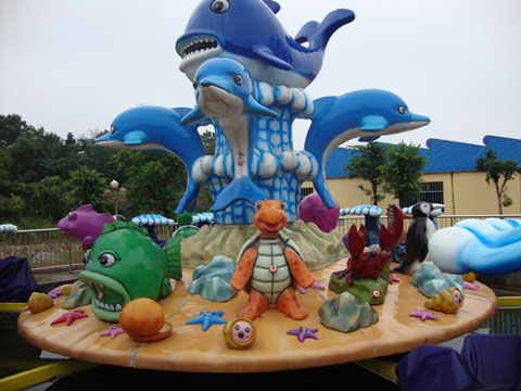 Beston Fighting Shark Island Ride For Sale