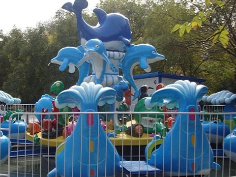 Beston Amusement Rides Shark Island