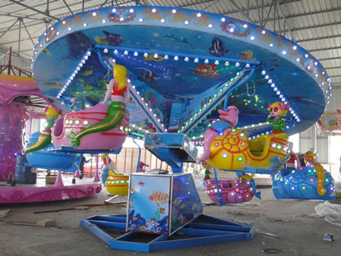Amusement Ocean Walk Ride For Sale