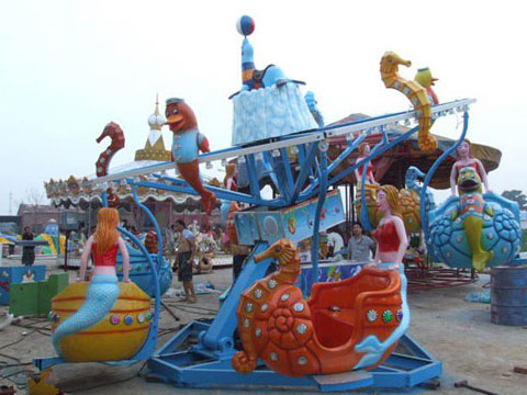 Beston Ocean Mermaid Walk Ride For Sale