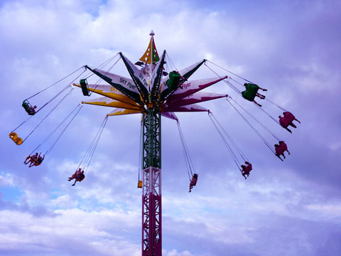 Quality Sky Tower Ride For Sale