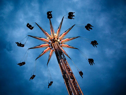 Beston Sky Fly Tower Ride For Sale