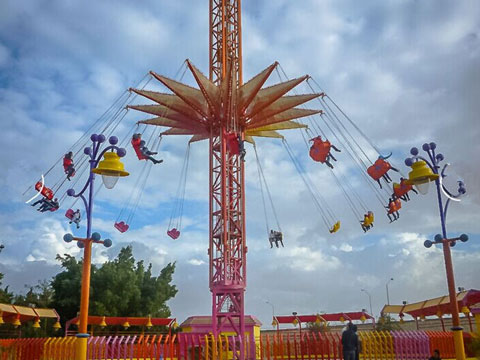 Beston Swing Tower Ride For Sale