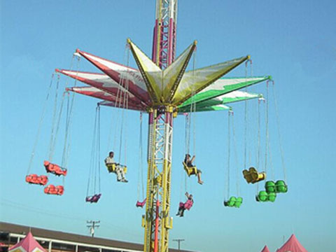 Swing Tower Thrill Ride For Sale