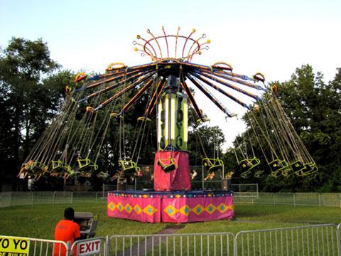 Sky Tower Yo-Yo Ride For Amusement