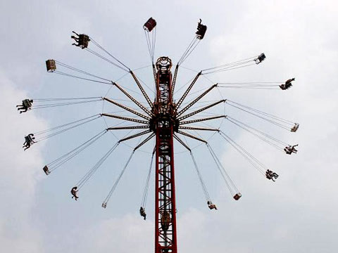 Windseeker Swing Tower Ride