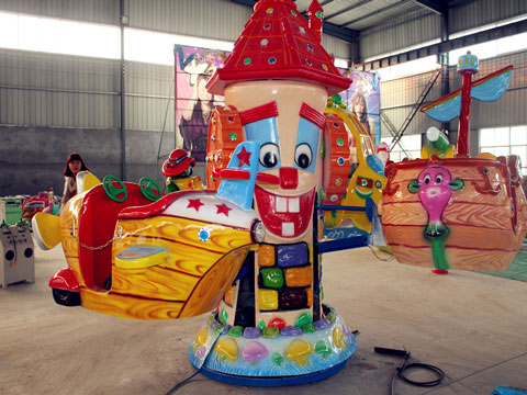 Amusement Swing Apache Ride For Sale