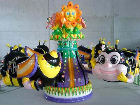Small Rotary Bee Ride For Kids