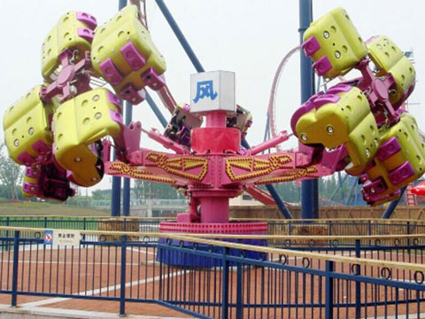 Thrill Energy Storm Ride For Sale