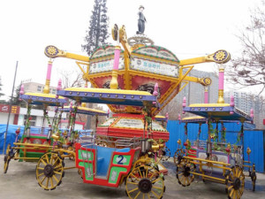 Beston amusement modern times ride