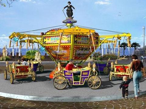 Beston amusement ride modern times ride