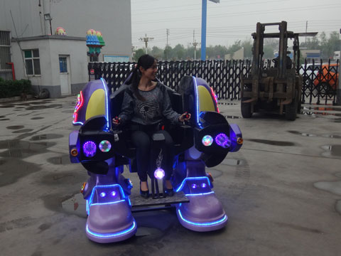 amusement park robot for sale