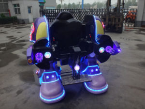 Amusement ride robot for sale