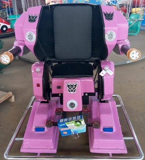 amusement park robot ride for sale