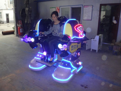 Kiddie rides robot for sale
