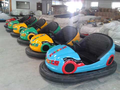 Bumper cars for sale for amusement park