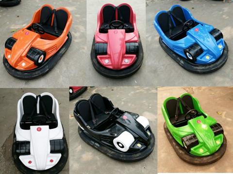 BNBC-C Colors of Bumper Car