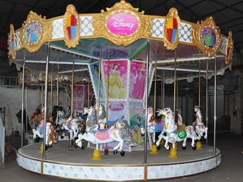Disney carousel rides for sale