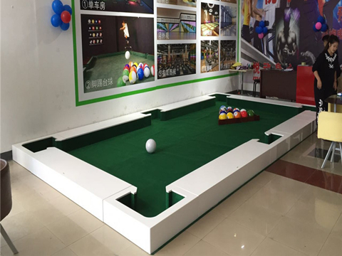 Popular types snookball tables for sale