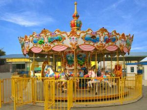 Indoor Carousel Ride from Beston