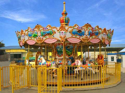 Indoor Carousel Ride from Beston