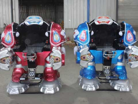 Robot Amusement Rides for Sale