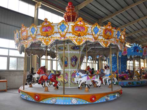 Kiddie Carousel for Philippines