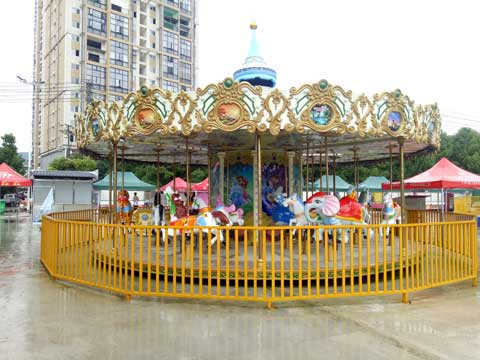 Grand Carousel for Philippines