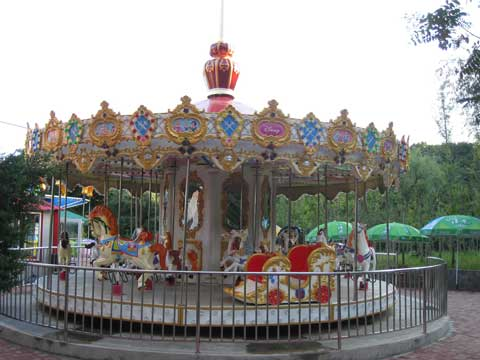 Large Carousel for Philippines