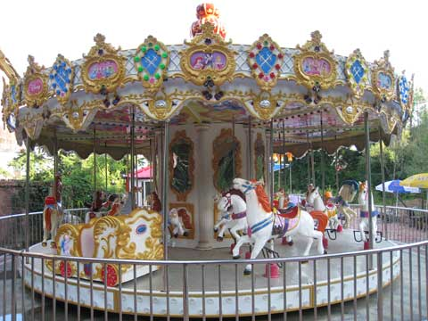New Carousel for Philippines